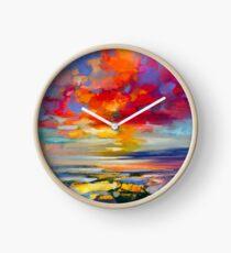 Vivid Light 2 Clock