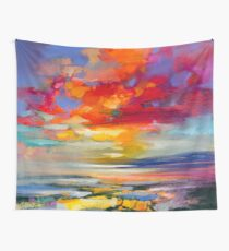 Vivid Light 2 Wall Tapestry