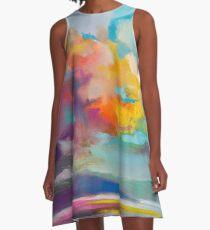 Vapour A-Line Dress