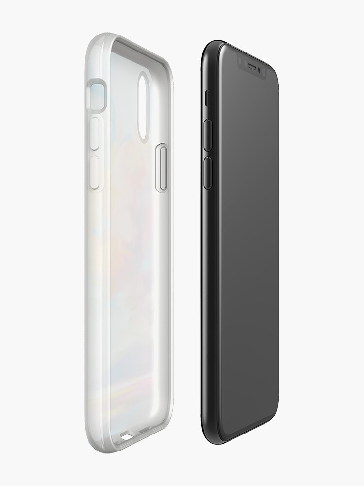 Alternate view of Vapour iPhone Case & Cover