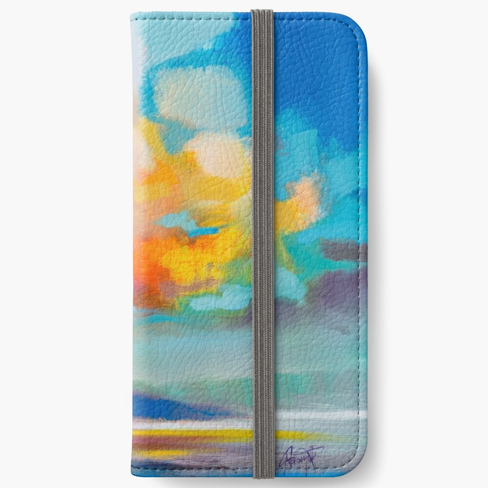Vapour iPhone Wallet
