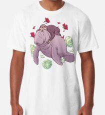 Camiseta larga Animales espirituales
