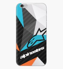 Alpinestars Carbon Fractals iPhone Case