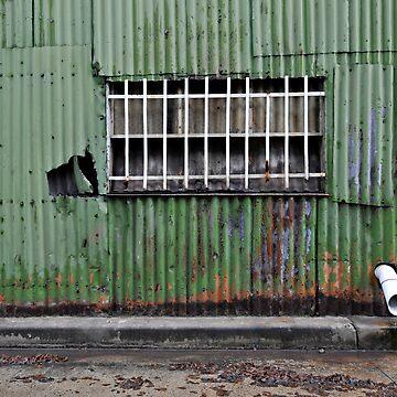 TIN WINDOW by afildes