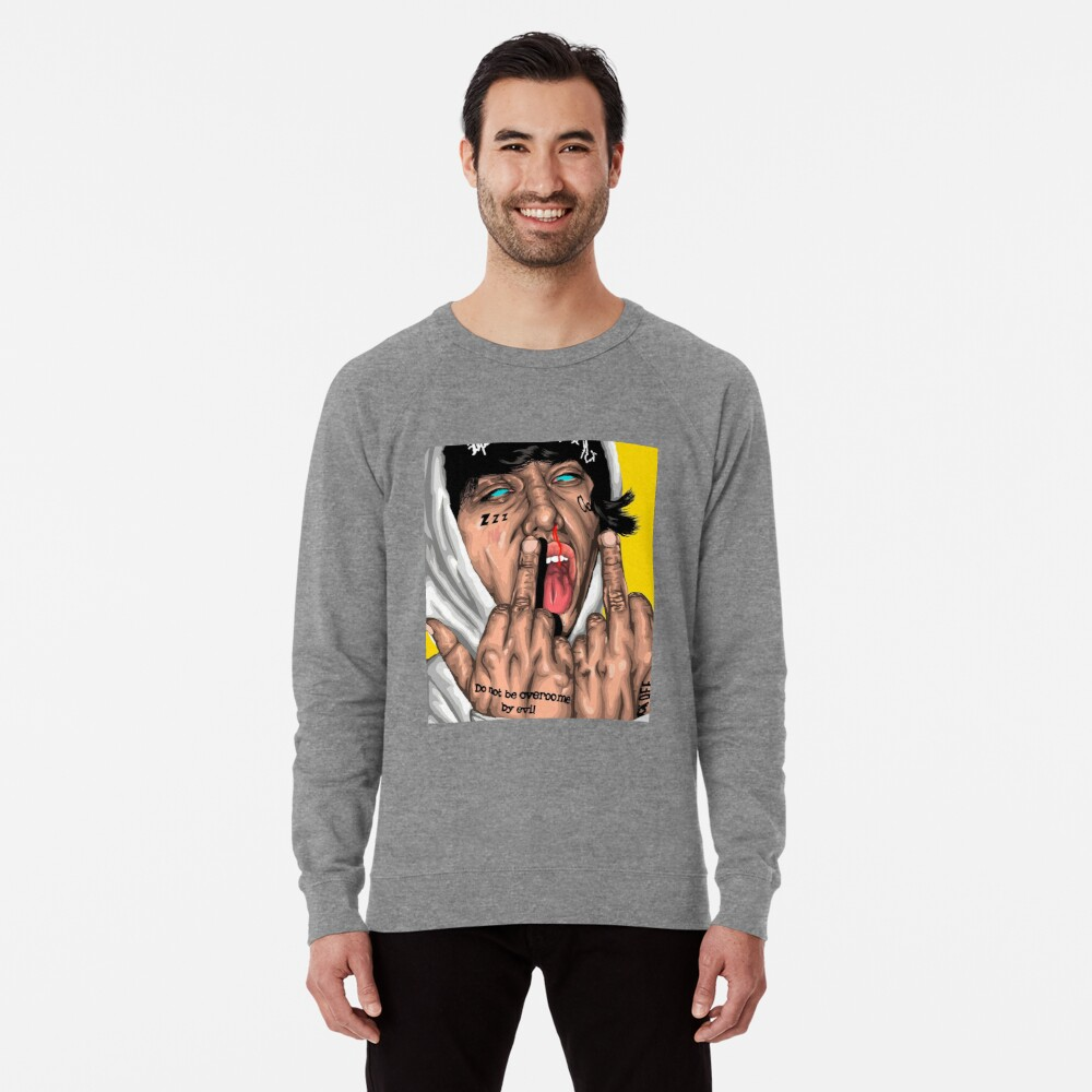 Lil Xan Leichter Pullover