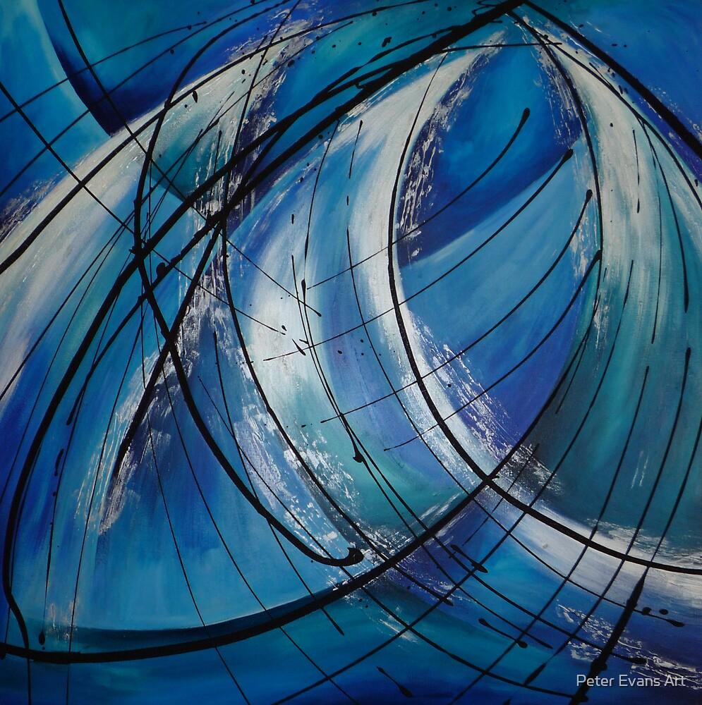 Waves 3 by Peter Evans Art