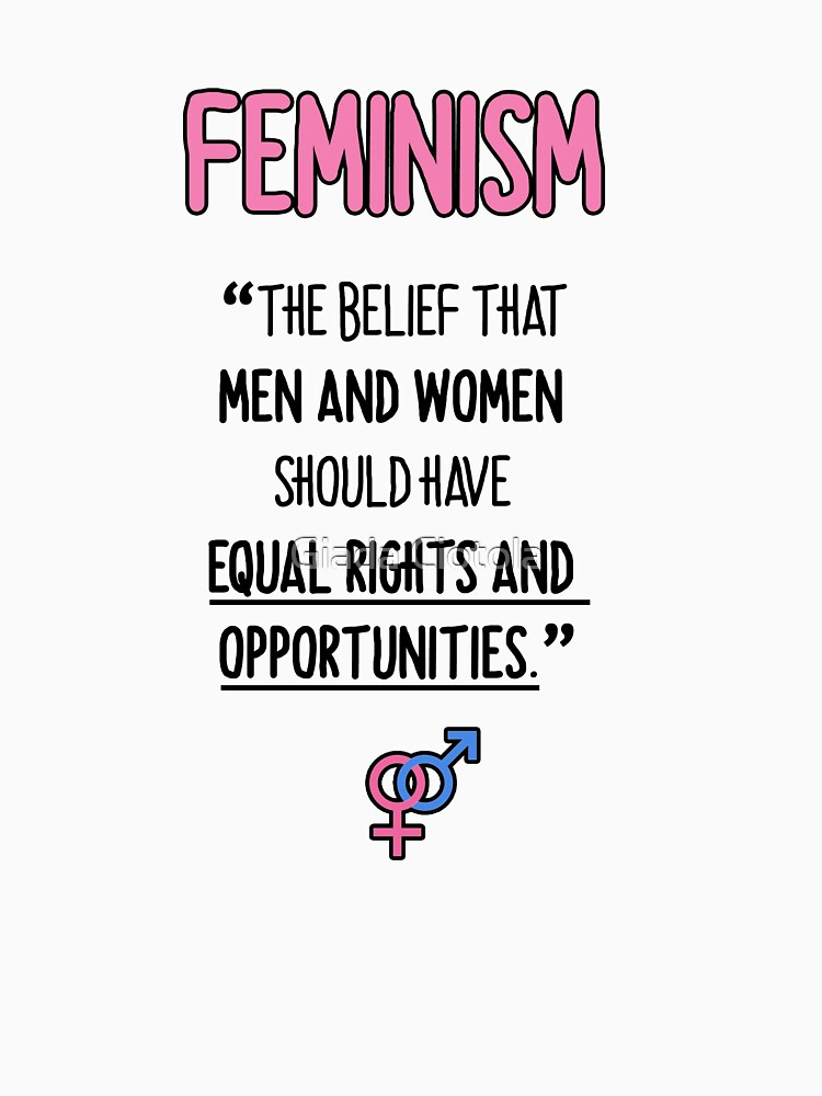 Feminism Definition By Giada Ciotola