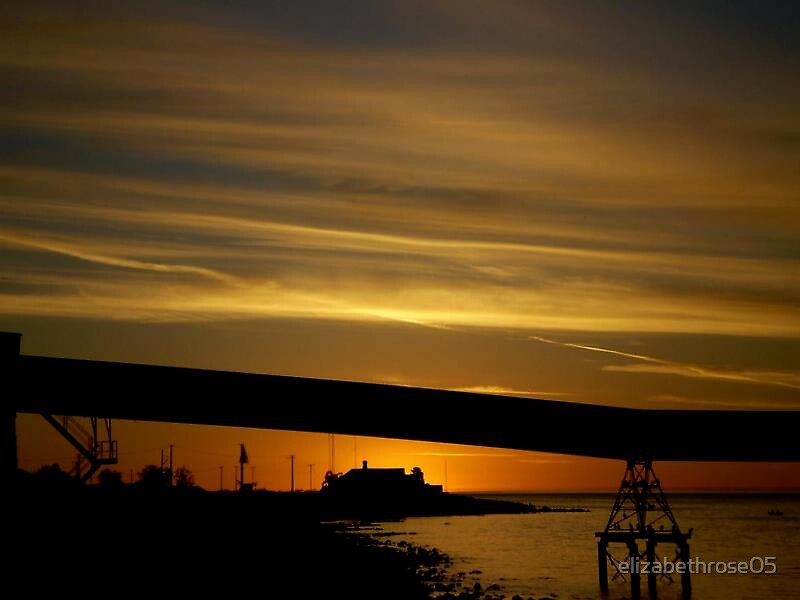 Wallaroo Sunset by elizabethrose05