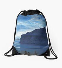 needles Hot Springs Drawstring Bag