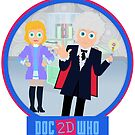 DOC2DWHO - Doctor and Jo by Froggtree Comics