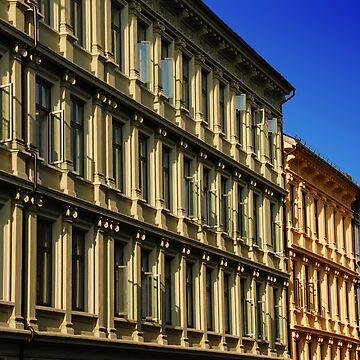 Oslo Streets by grenaten