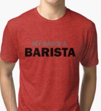 My dad... Tri-blend T-Shirt
