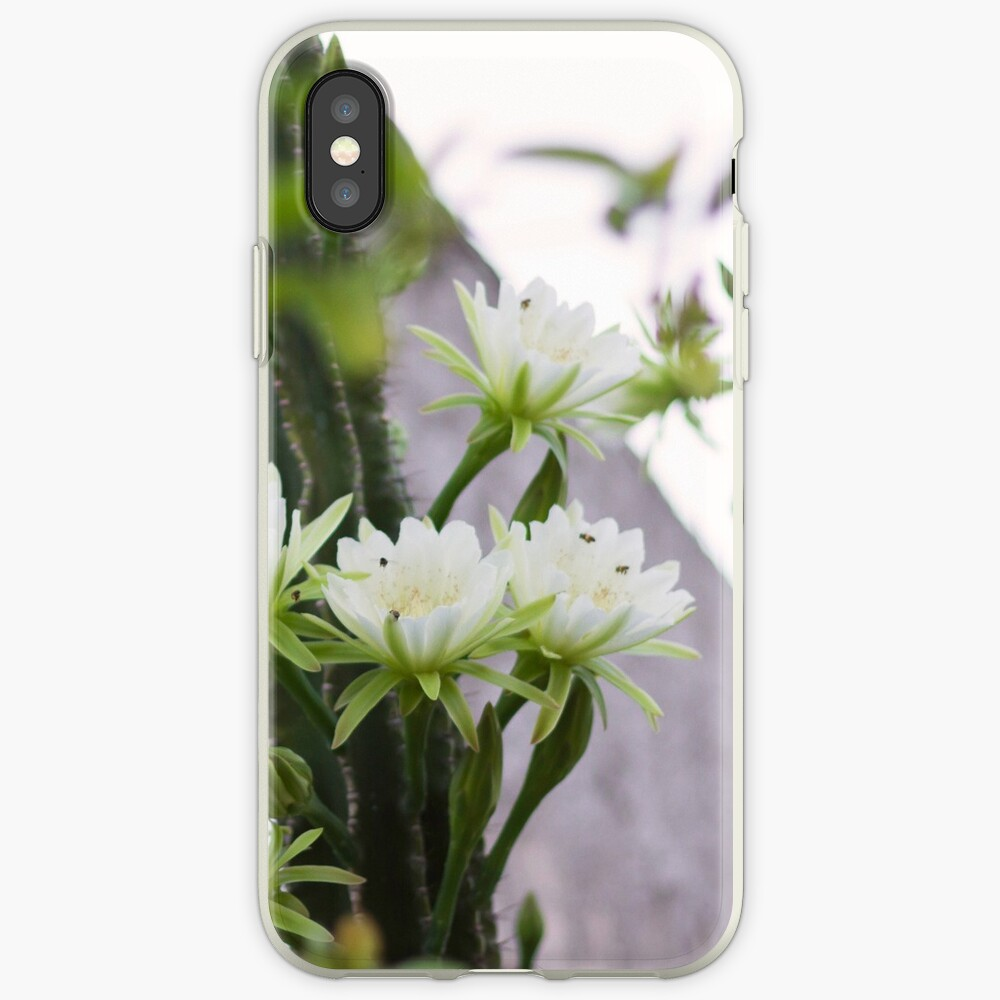 Princess of the Night - Blooming in Abundance iPhone Cases & Covers