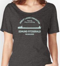 Edmund Fitzgerald GC196 Best Trending Women's Relaxed Fit T-Shirt