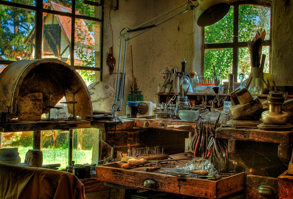 The Workshop by frankc