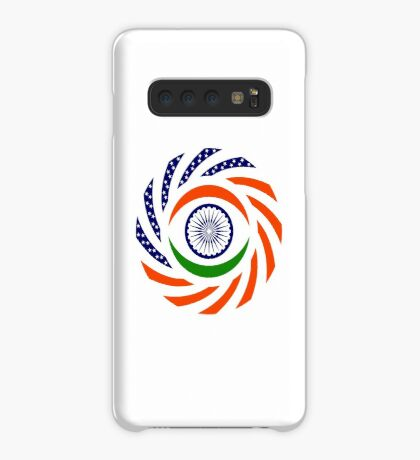 Indian American Multinational Patriot Flag Series Case/Skin for Samsung Galaxy