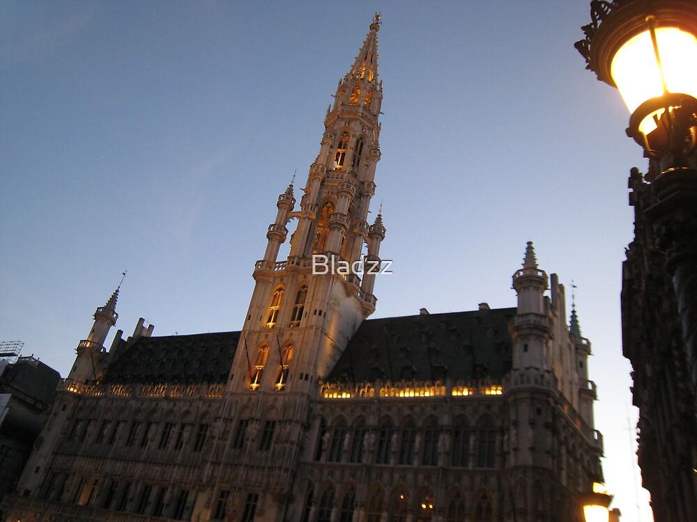 Brussels, Belgium by Bladzz