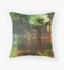 Dandelion One Throw Pillow