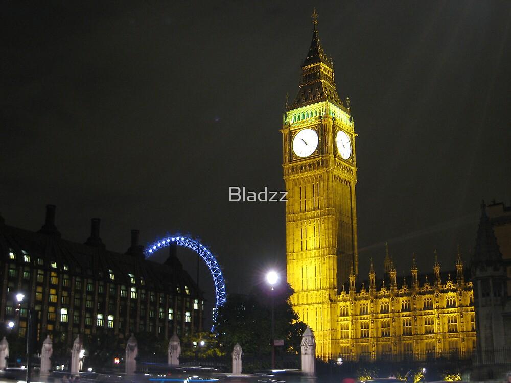 Ben's Eye by Bladzz