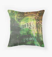 Apple Tango Throw Pillow
