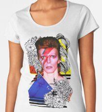 Bowie Stardust Women's Premium T-Shirt