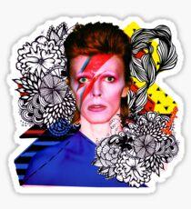 Bowie Stardust Sticker
