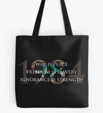 Nineteen Eighty-Four [1984] Tote Bag