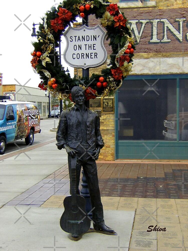 Standing on a Corner in Winslow, Arizona by Shiva77