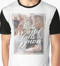 As the world falls down - Labyrinth Graphic T-Shirt