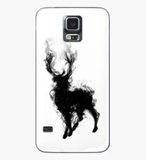 HP - James stag smoke effect Case/Skin for Samsung Galaxy