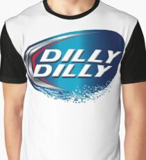 dilly dilly bud light meaning T-shirts	 Graphic T-Shirt