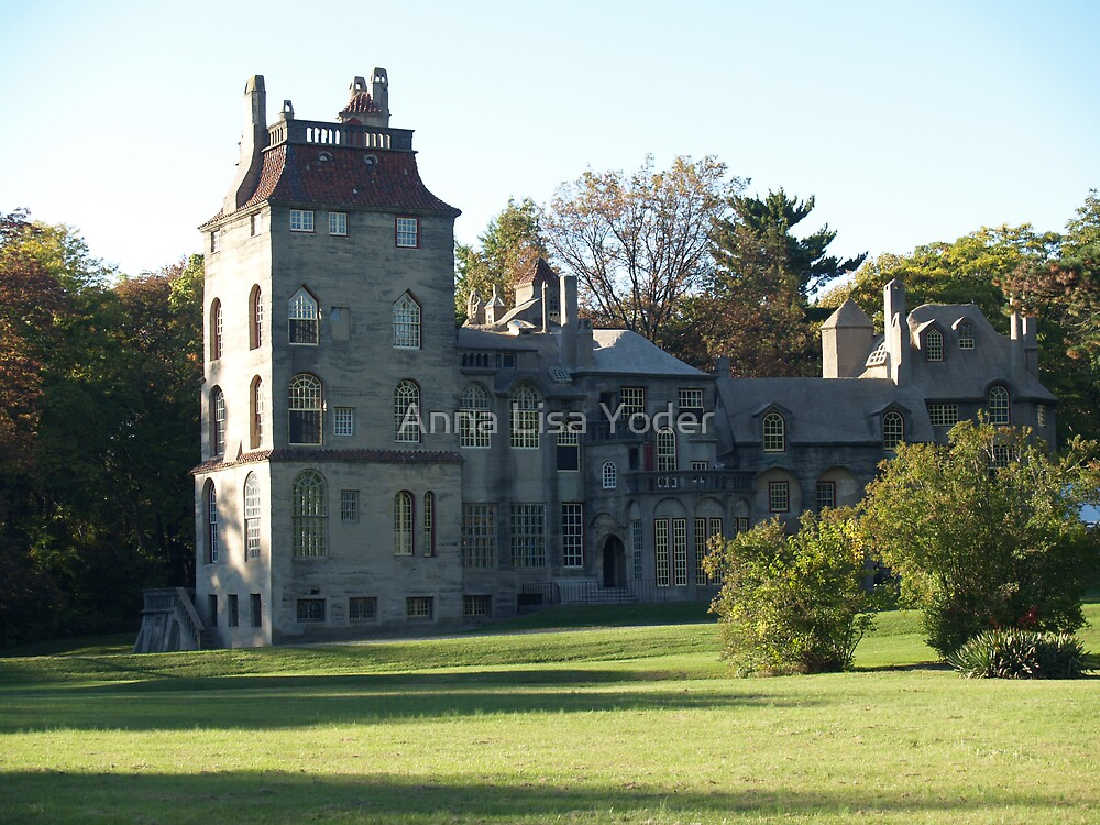Fonthill, Doylestown, Pennsylvania by Anna Lisa Yoder