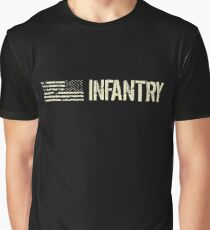 U.S. Military Infantry Graphic T-Shirt
