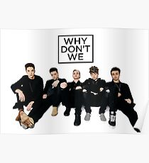 why do we - the fams Poster