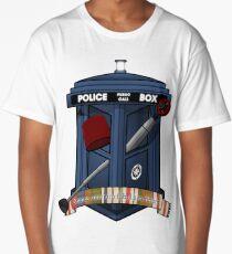 The Fan Crest Long T-Shirt