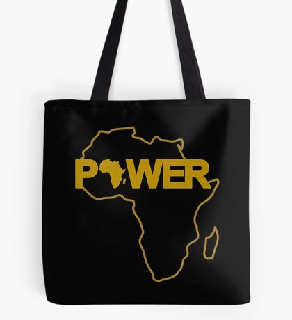 Black Power 3.0 Tote Bag