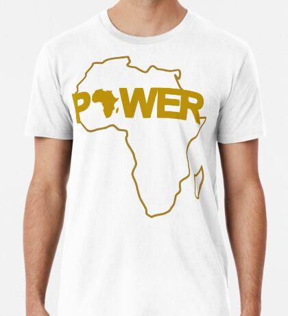 Black Power 3.0 Men's Premium T-Shirt