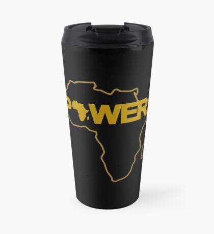Black Power 3.0 Travel Mug