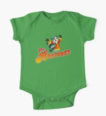 The Raccoons One Piece - Short Sleeve