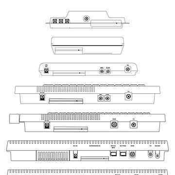 Sinclair Evolution in White by destinysagent