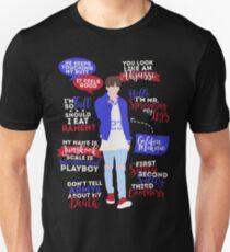Camiseta unisex BTS Jungkook Quotes