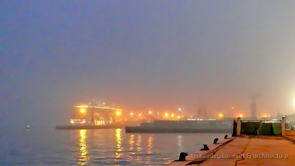 misty river  by terezadelpilar ~ art & architecture