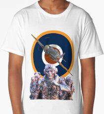 Battle Of Britain Tee Shirt  Long T-Shirt