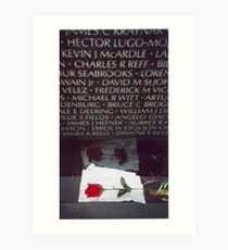 Vietnam Memorial Art Print