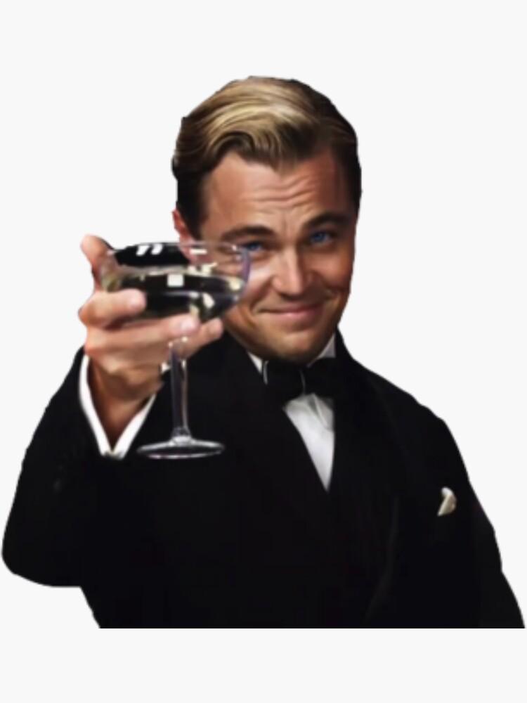 Leo as Jay Gatsby by jessicarachel