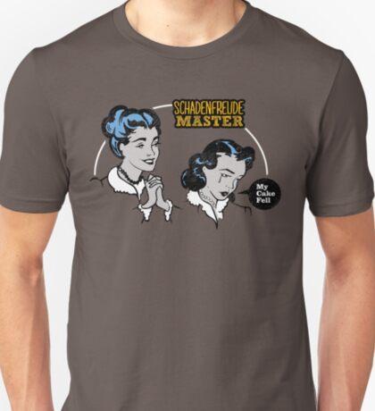 Funny Retro 1950's: Schadenfreude Master T-Shirt