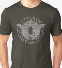 Piaggio Pontedera Italia (light print) Unisex T-Shirt