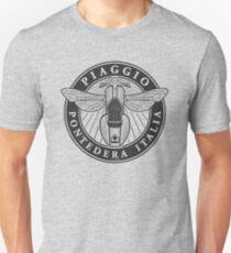 Piaggio Pontedera Italia (dark print) Unisex T-Shirt