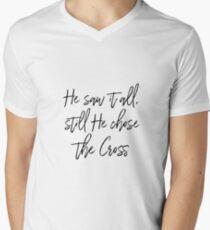 bethel come out of hiding  Men's V-Neck T-Shirt
