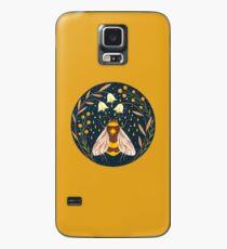 Funda/vinilo para Samsung Galaxy Cosechadora de oro